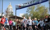 Mile High Mile - Sun Valley: $15 for Entry, Plus T-shirt, to Mile High Mile at Invesco Field on April 17 (Up to $30 Value)