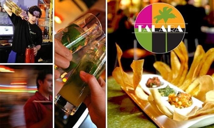 Talara - Little Italy: $15 for $30 Worth of Seviche, Tapas, and Drinks at Talara