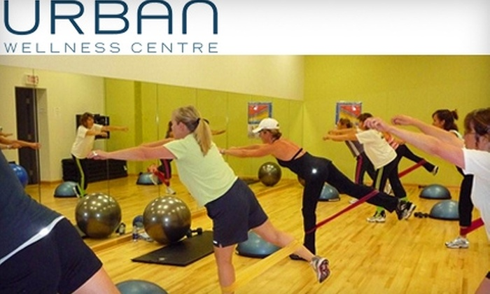 Urban Wellness Centre - Downtown Winnipeg: $50 for a 30-Day Membership and a Personal Training Session at Urban Wellness Centre ($100 Value)