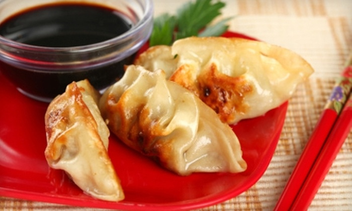 Green Tray - Downtown Kingston: $10 for $20 Worth of Pan-Asian Fare at Green Tray