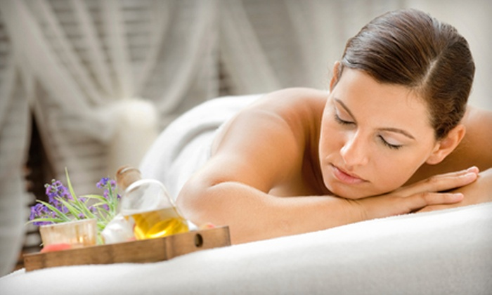 Sparadise Thai Spa - Multiple Locations: $28 for a One-Hour Aromatherapy, Thai-Yoga, Deep-Tissue, or Combination Massage at Sparadise Thai Spa (Up to $55 Value)