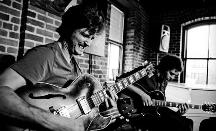 Jazz Artists of Charleston: