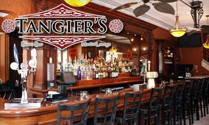 Tangier's - Canton: $15 for $30 Worth of Moroccan Cuisine and Drinks at Tangier's