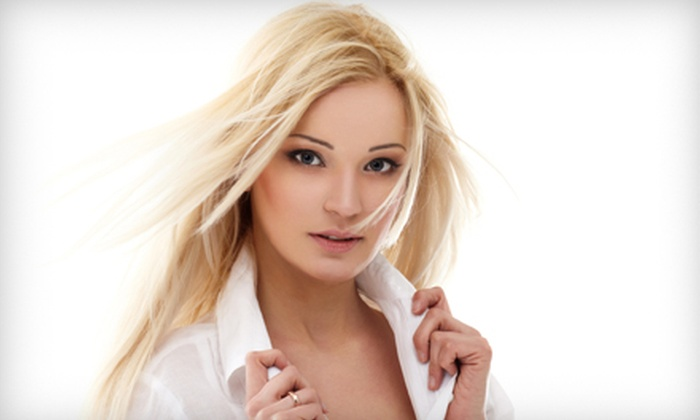 Salon Zero - Safety Harbor: Women's Haircut Packages at Salon Zero in Safety Harbor