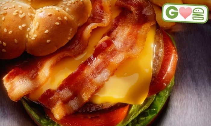 Angie's Firehouse Tavern - Dayton: $5 for $10 Worth of Burgers and Sandwiches at Angie's Firehouse Tavern