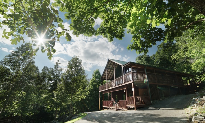 tuckaleechee retreat center and cabins in townsend tn