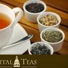 Half Off Loose Tea at Capital Tea