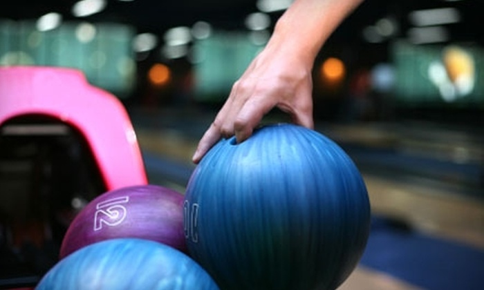 The Vernon Club - Butchertown: $19 for Two Games of Bowling, Shoe Rental for Four People, and One Large Pizza at The Vernon Club ($48 Value)
