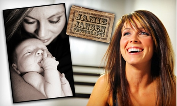 Jamie Jensen Photography - Canton: $45 for a 30-Minute Photo Shoot and One Digital Image at Jamie Jensen Photography in Canton