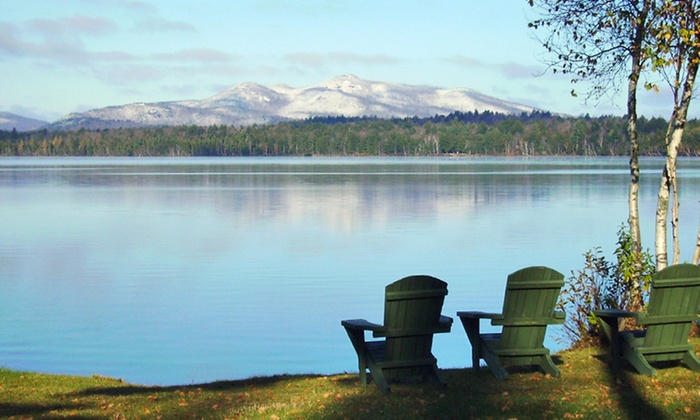 Lake Clear Lodge - Lake Clear, NY: 2-Night Stay for Two with Optional Ski Package at Lake Clear Lodge in Lake Clear, NY