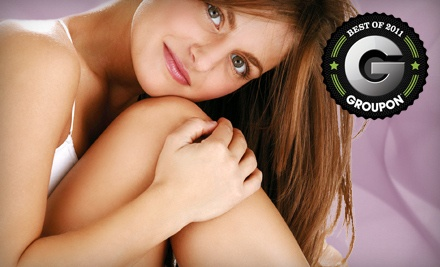 3 Laser Hair-Removal Treatments on a Small Area - Carolina Cosmetic Institute in Columbia