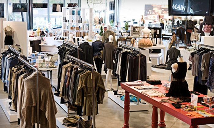 LIVE! On Sunset - Crescent,WeHo,Benedict Canyon: $30 for $60 Worth of Apparel, Accessories, and Gifts at LIVE! On Sunset in West Hollywood