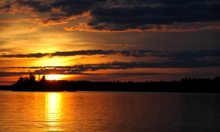 Windsock Lodge - Long Lake: $99 for a One-Night Fisherman's Getaway Package at Windsock Lodge ($230 Value)