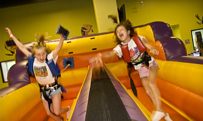 Flabbergast - Sussex: $20 for Five Walk-In Kids' Play Sessions at Flabbergast ($44.75 Value)