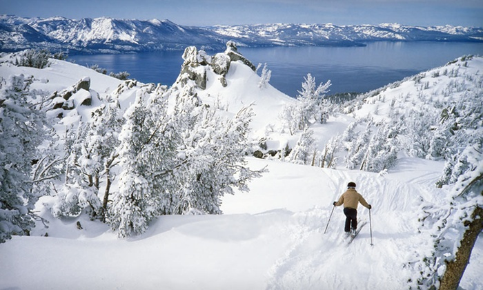 RedAwning.com - Seward Place: $325 for a Two-Night Stay for Up to 10 at North Lake Tahoe Property from RedAwning.com in California (Up to $770 Value)