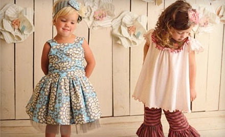 $50 Groupon to Cupcake Children & Maternity - Cupcake Children & Maternity in Santa Rosa