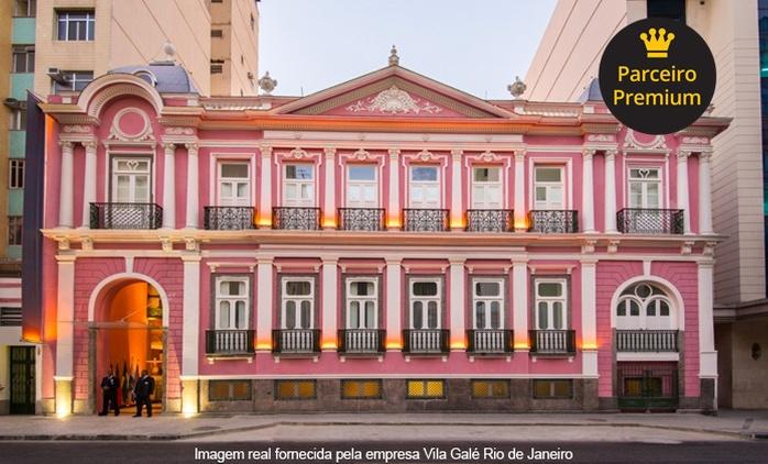 Vila Galé Rio de Janeiro: até 5 noites para 2 (opção no  Réveillon e Carnaval) + café da manhã