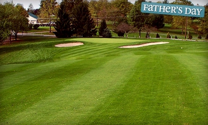 Valley Green Golf Course - Valley Green: $17 for 18 Holes of Golf, with a Cart and a Bucket of Range Balls at Valley Green Golf Course (Up to $38 Value)