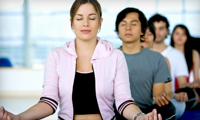 Shafa Yoga - Rancho Penasquitos: $39 for 12 Classes at Shafa Yoga ($120 Value)