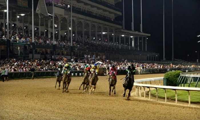 Churchill Downs - Louisville: $20 for a Reserved-Admission Seat to Downs After Dark at Churchill Downs ($40 Value)