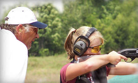 1-Hour Skeet-Shooting Lesson (a $142 value) - Terry Hetrick Shooting School in Nashville