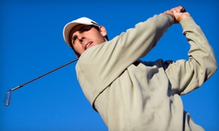 Adam Tufts Golf - Multiple Locations: $29 for 45-Minute Private Lesson from Adam Tufts Golf ($60 Value)