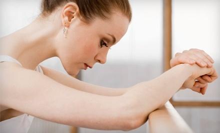 In Balance Yoga & Pilates: 1 IB Barre Class  - In Balance Yoga & Pilates in Lake Mary