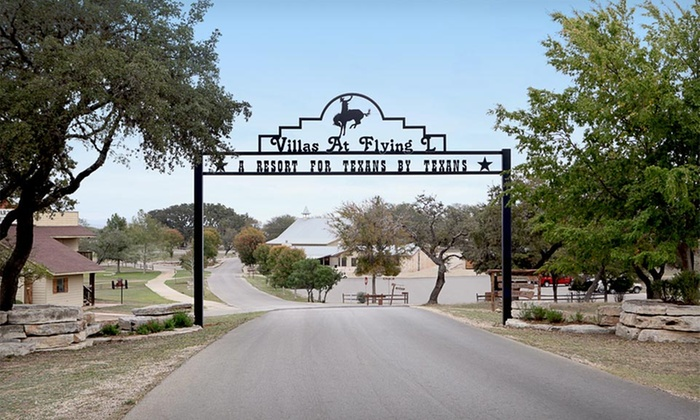 Flying L Guest Ranch - Bandera: $149 for a Two-Night All-Inclusive Stay for One at the Flying L Guest Ranch in Texas (Up to $298 Value)