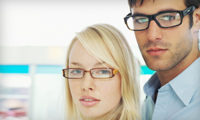 Central-Eyes Optical - Greenburgh: $45 for $200 Worth of Prescription Eyewear at Central-Eyes Optical in Hartsdale