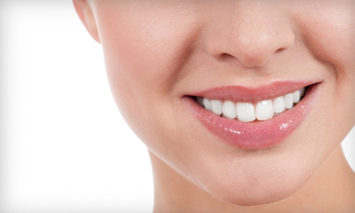 Smiling Bright: $29 for a Teeth-Whitening Kit with LED Light from Smiling Bright ($179.99 Value). Free Shipping Included.