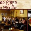 60% Off at Wood Fired Pizza