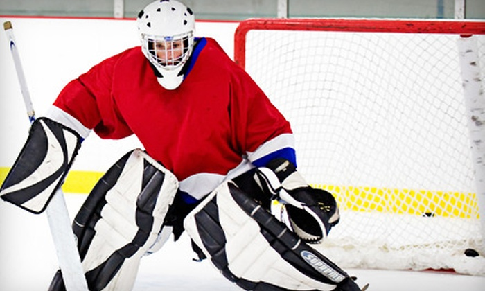 Go Fresh Sanitizing Services - Kelsey Woodlawn: Dry Cleaning of Hockey and Lacrosse Gear or Dry Cleaning of Goalie Gear at Go Fresh Sanitizing Services (Up to 52% Off)