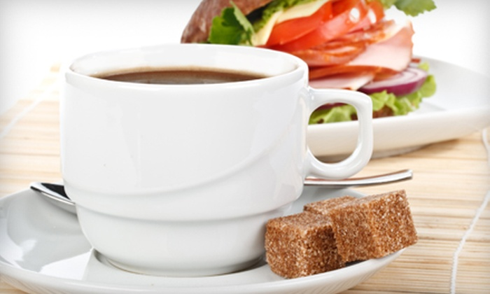 Mad City Coffee - Hickory Ridge: $10 for $20 Worth of In-House-Roasted Coffee and Café Fare at Mad City Coffee