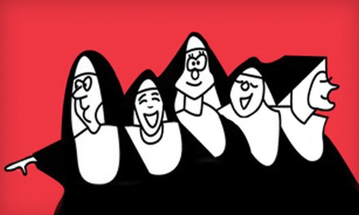 """Nunsense"" - Highwood: $22 for Two Tickets to ""Nunsense"" at Sunset Playhouse in Elm Grove (Up to $44 Value)"