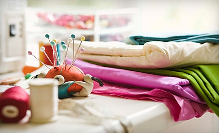 2-Hour BYOB Sewing Workshop for 2 (a $97 value) - DIYStyle Workshop in O'Fallon