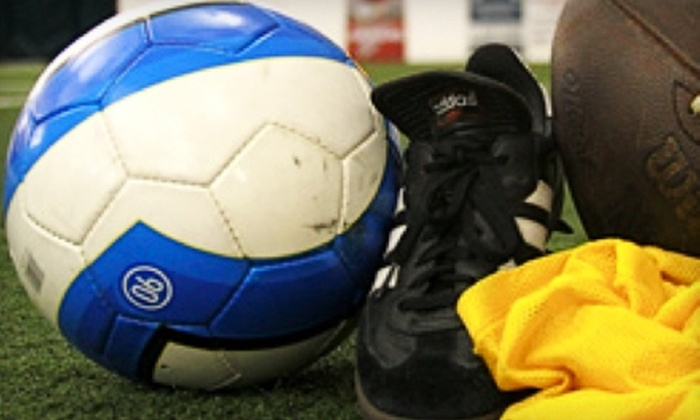 Sports Center of Richmond - Virginia Union: $29 for Four Lil' Kickers Soccer Classes and a One-Year Membership to Sports Center of Richmond