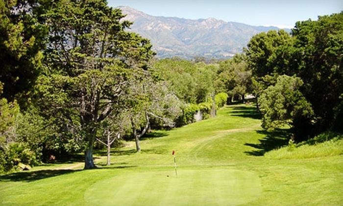 Hidden Oaks Golf Course - Santa Barbara: $12 for a Nine-Hole Round of Golf for Two at Hidden Oaks Golf Course (Up to $24 Value)