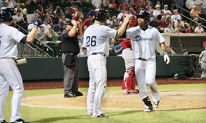 Columbus Clippers - Downtown Columbus: Two Tickets to a Columbus Clippers Baseball Game. Three Games Available.
