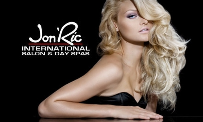 Jon'Ric International Salon and Day Spa - Stardust Skies Park: Jon'Ric International Salon and Day Spa Services. Choose from Three Options.