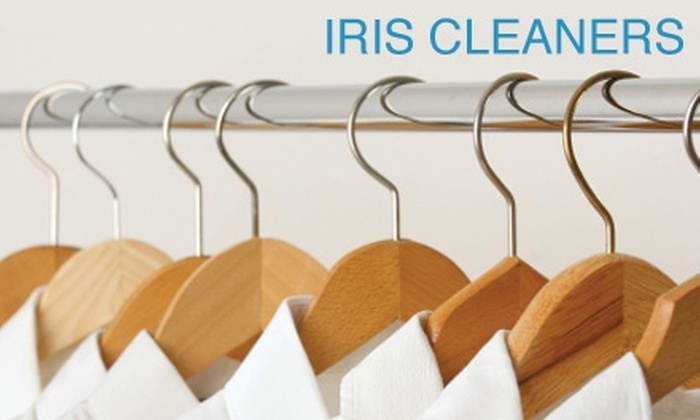 Iris Cleaners - Jackson Heights: $20 for $40 Worth of Dry-Cleaning Services at Iris Cleaners