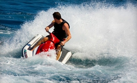 North Coast Parasail & Jet Ski: 30-Minute Rental of a 2-Seated Waverunner - North Coast Parasail & Jet Ski in Sandusky