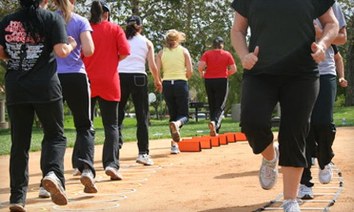 Houston Adventure Boot Camp - Multiple Locations: $89 for Four Weeks of Boot-Camp Classes at Houston Adventure Boot Camp (Up to $299 Value). 12 Locations Available.