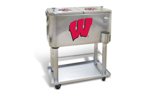 NCAA 60-Quart Detachable Sports Cooler