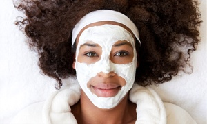 Armin Salon-Spa: One or Two Deep-Cleansing or Oxygen Facials at Armin Salon-Spa (Up to 49% Off)