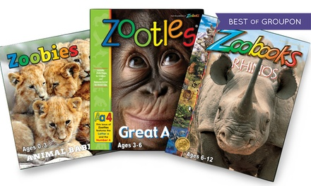 1 or 2 Year Animal-Magazine Subscription from Wildlife Education Ltd (Up to 84% Off)