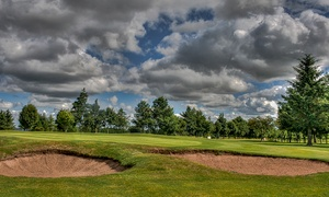 Oldmeldrum Golf Club: 18 Holes Plus 40 Range Balls Each For One, Two or Four People from £17 at Oldmeldrum Golf Club (Up to 61% Off)