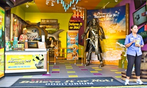 Ripley's Believe It or Not! Key West: Ripley's Believe It or Not! Odditorium Visit for Two or Four People (Up to 47% Off)