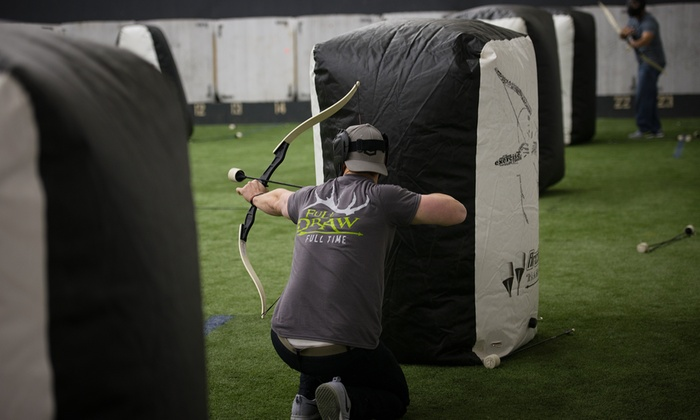 Ziis Outdoors - Riverton: One Hour of Archery Tag for 2 or 4, or a Two-Hour Archery Tag Party for 24 at Ziis Outdoors (Up to 40% Off)