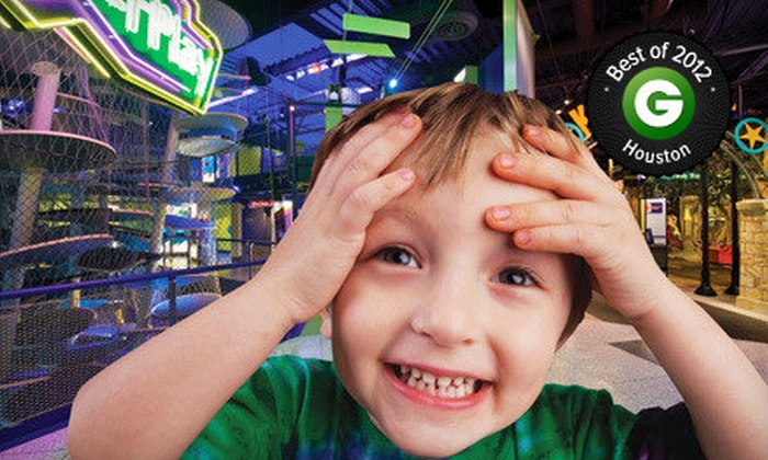 Children's Museum of Houston - The Museum District: Museum Outing for Two or Four to the Children's Museum of Houston (Up to 58% Off)