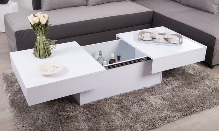 table basse dany groupon shopping. Black Bedroom Furniture Sets. Home Design Ideas